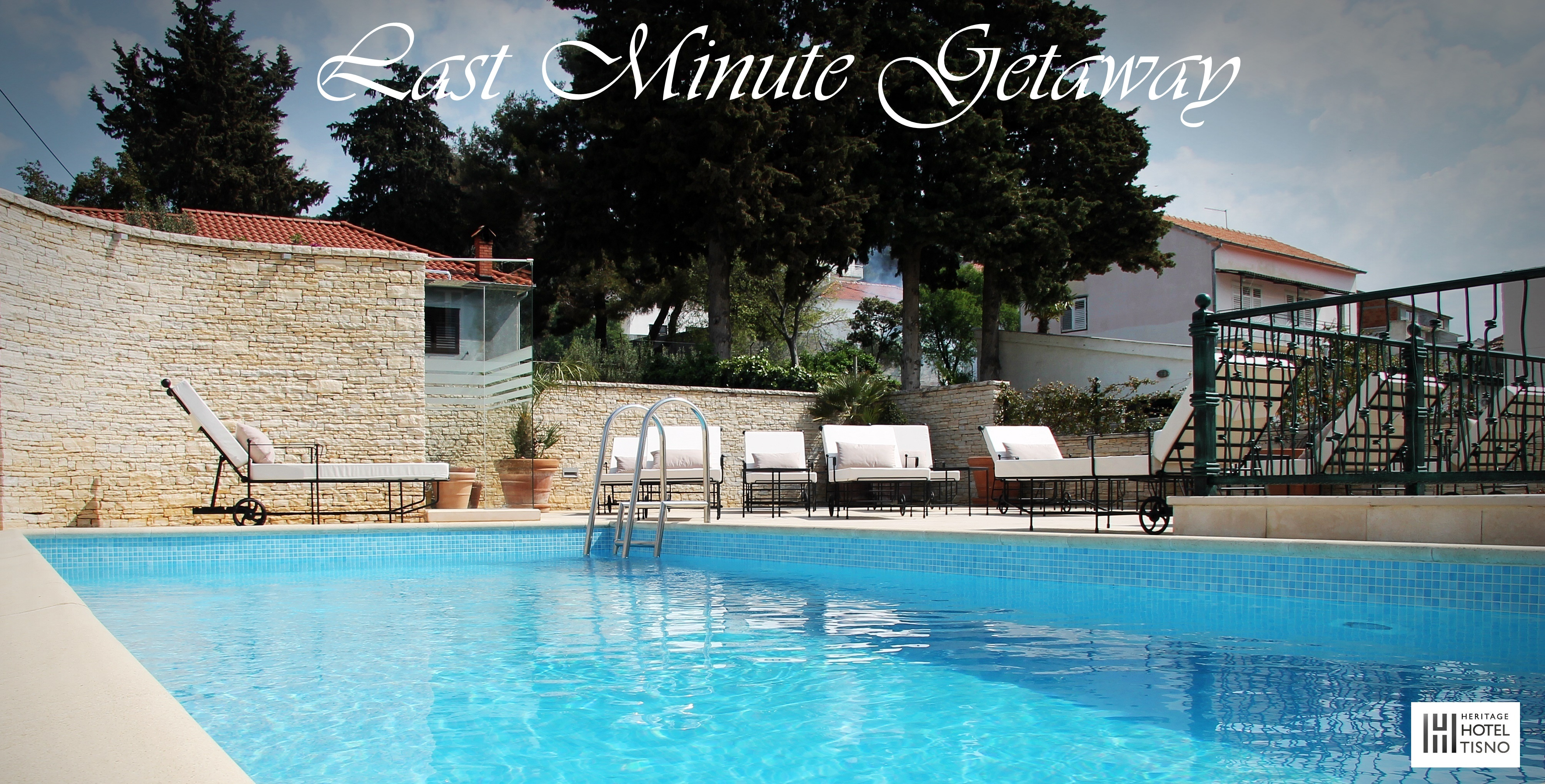 Last minute getaway hotel tisno croatia for Last minute design hotel